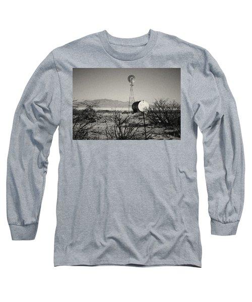 Desert Farm Long Sleeve T-Shirt