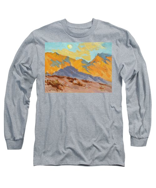 Desert Morning La Quinta Cove Long Sleeve T-Shirt