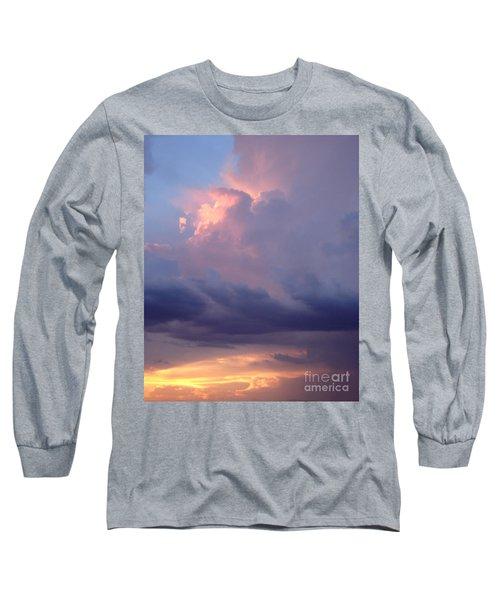 Desert Rainstorm 6 Long Sleeve T-Shirt