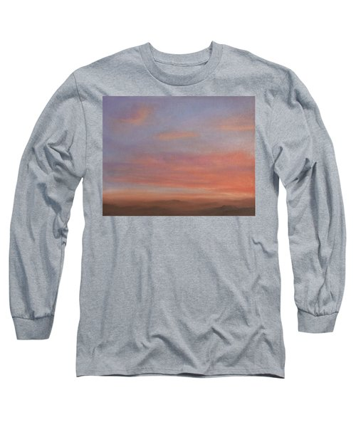 Desert Sky A Long Sleeve T-Shirt