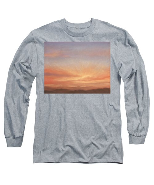 Desert Sky B Long Sleeve T-Shirt