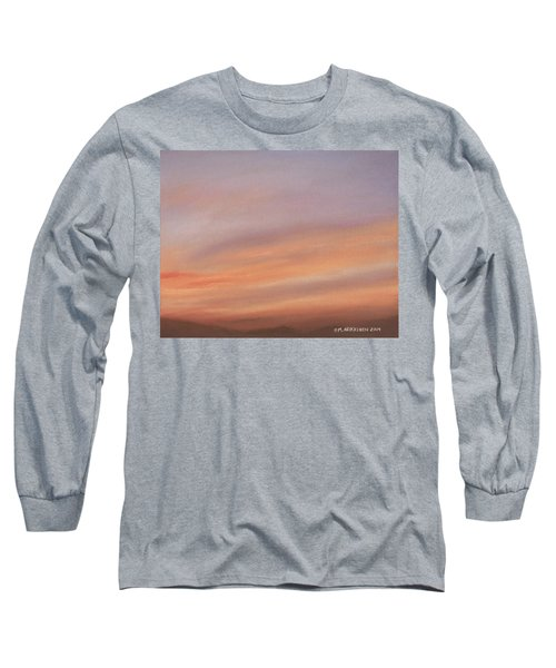 Desert Sky C Long Sleeve T-Shirt