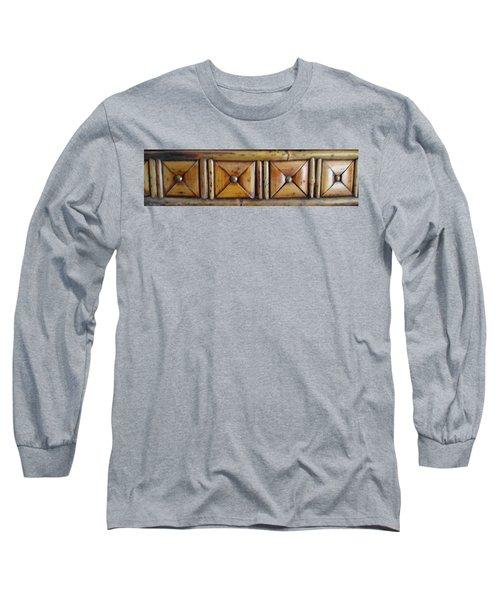 Design Detail A Long Sleeve T-Shirt