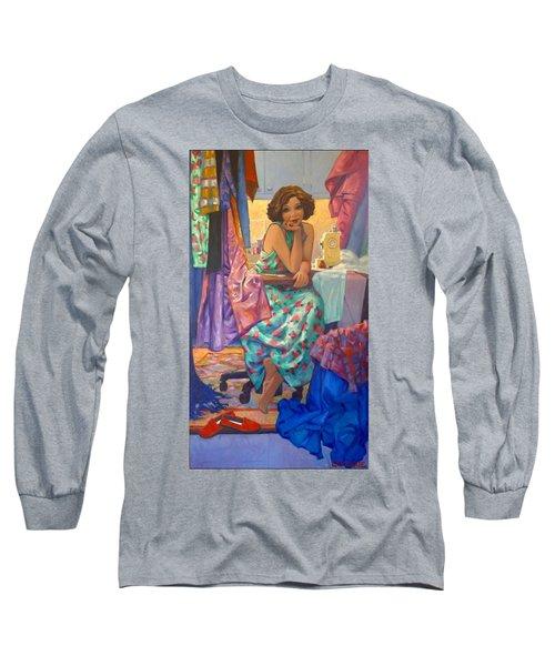 Designer Long Sleeve T-Shirt