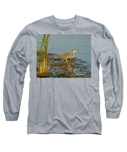 Dinner Long Sleeve T-Shirt