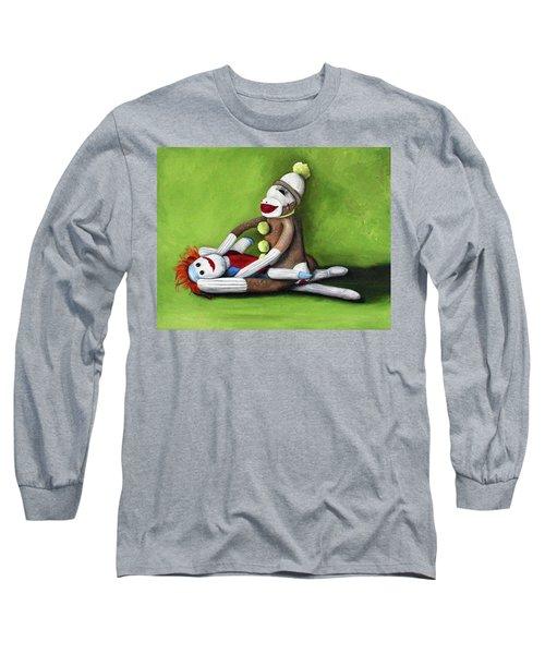 Dirty Socks Long Sleeve T-Shirt