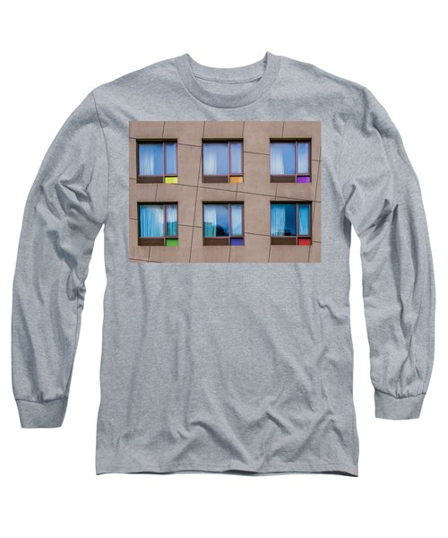 Diversity Long Sleeve T-Shirt by Paul Wear