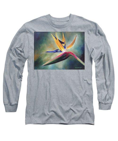 Dj's Flower Long Sleeve T-Shirt