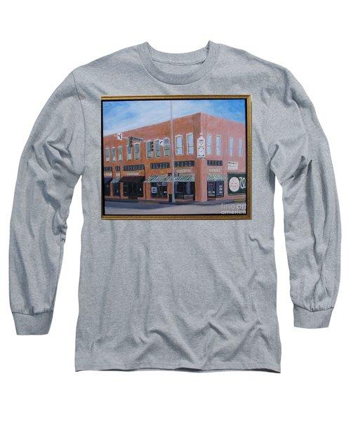 The Chavanne Building Long Sleeve T-Shirt