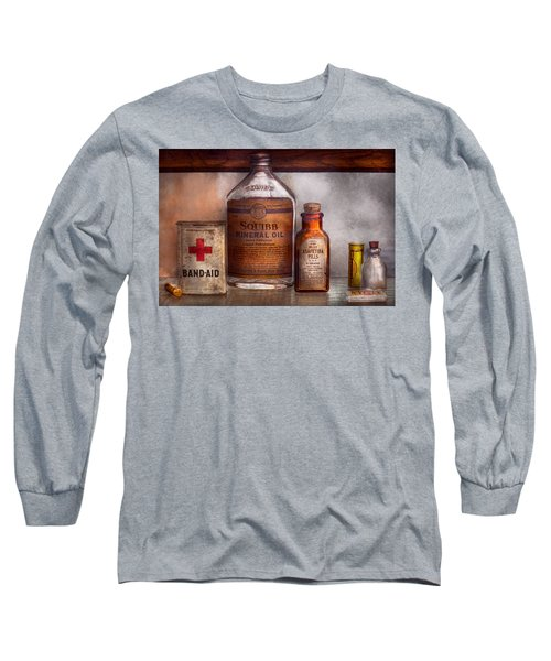 Doctor - Pharmacueticals  Long Sleeve T-Shirt