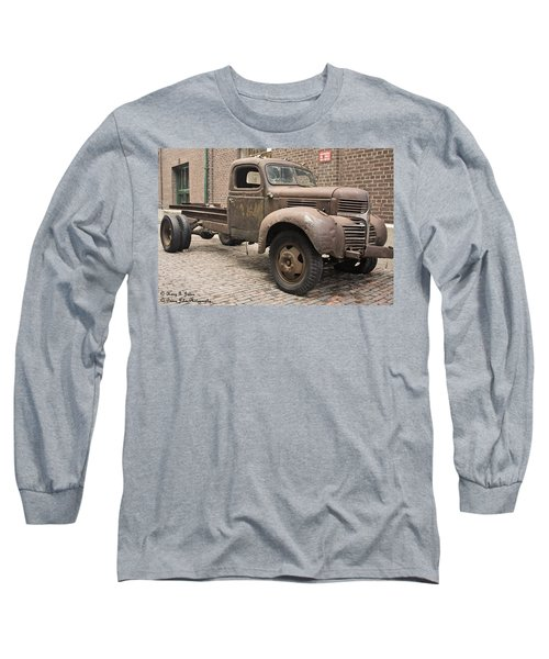 Dodge Me In Long Sleeve T-Shirt