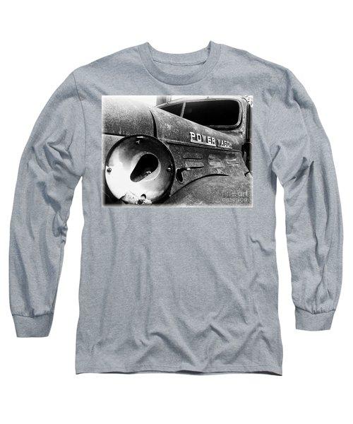 Dodge - Power Wagon 1 Long Sleeve T-Shirt by James Aiken