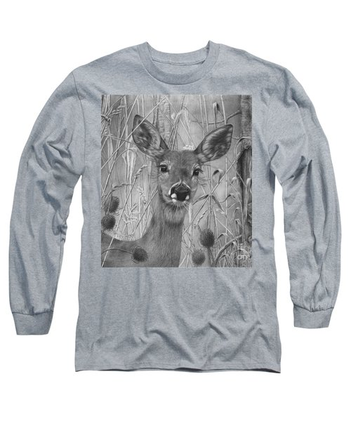 Doe Pretty Long Sleeve T-Shirt