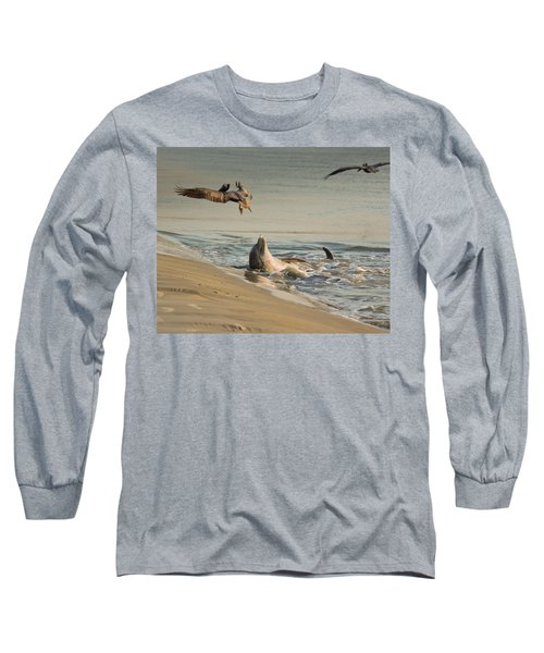 Dolphin Joy Long Sleeve T-Shirt