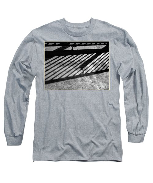 Long Sleeve T-Shirt featuring the photograph Don't Fence Me In by Luc Van de Steeg