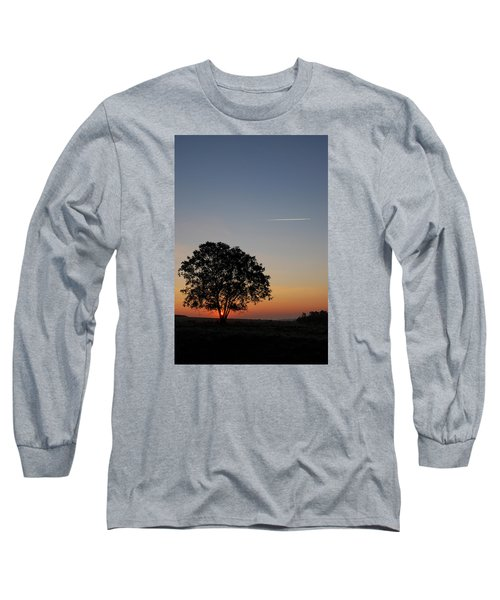 Long Sleeve T-Shirt featuring the photograph Dorset Dawn by Wendy Wilton