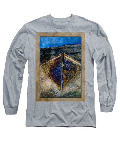 Long Sleeve T-Shirt featuring the photograph Dory by WB Johnston