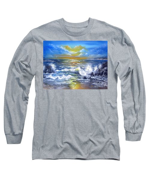 Down Came The Sun  Long Sleeve T-Shirt