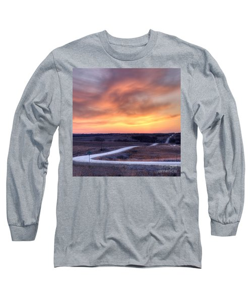 Down To The Rolling Hills Long Sleeve T-Shirt