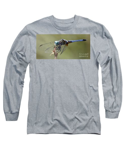 Dragonfly Smile Long Sleeve T-Shirt
