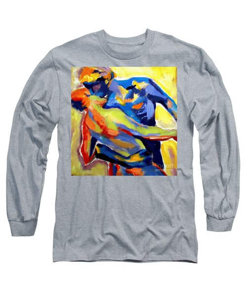 Dream Of Love Long Sleeve T-Shirt by Helena Wierzbicki