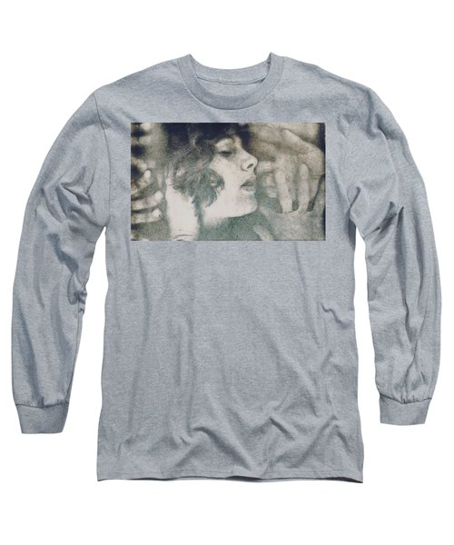 Dreaming II Long Sleeve T-Shirt by Rory Sagner