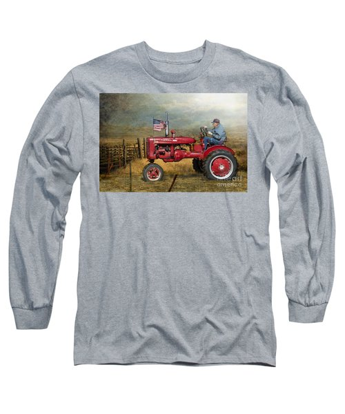 Dreams Of Yesteryear Long Sleeve T-Shirt