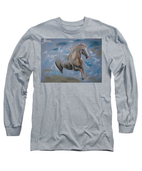Dreamworks Long Sleeve T-Shirt by Peter Suhocke