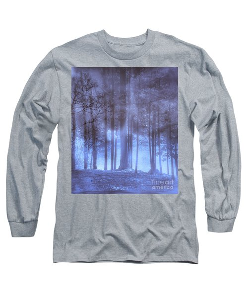 Dreamy Forest Long Sleeve T-Shirt