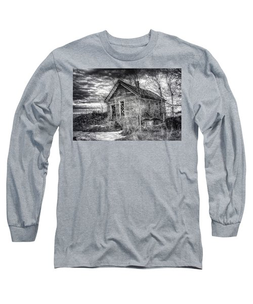 Dreary Dark And Gloomy Long Sleeve T-Shirt