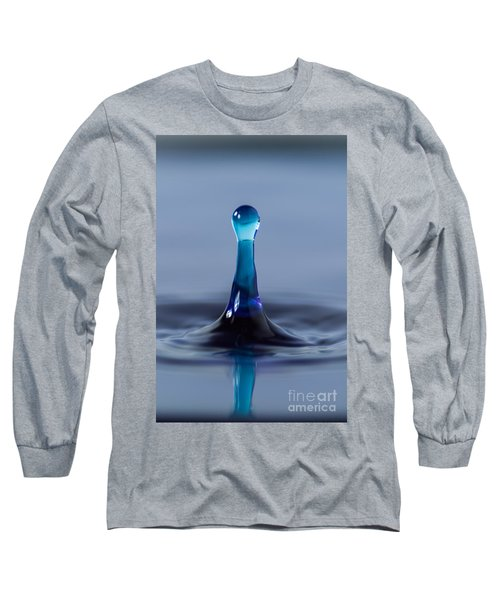 Long Sleeve T-Shirt featuring the photograph Drip by Patrick Shupert