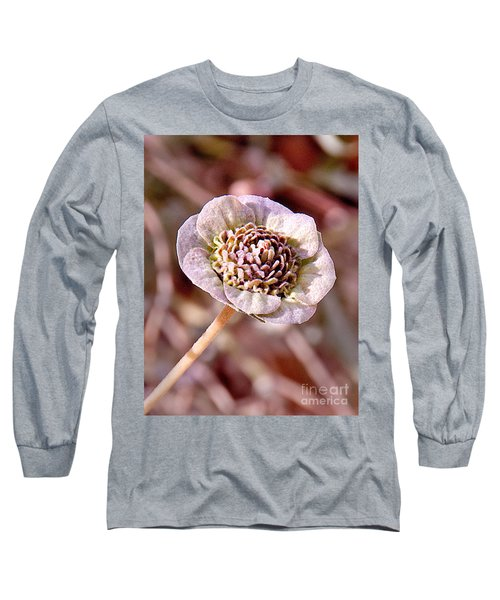 Long Sleeve T-Shirt featuring the photograph Dry Bloom by Mae Wertz