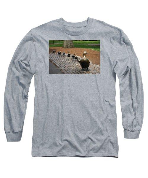 Ducklings Long Sleeve T-Shirt