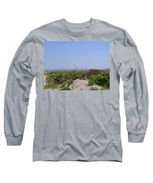 Dune Roses Long Sleeve T-Shirt