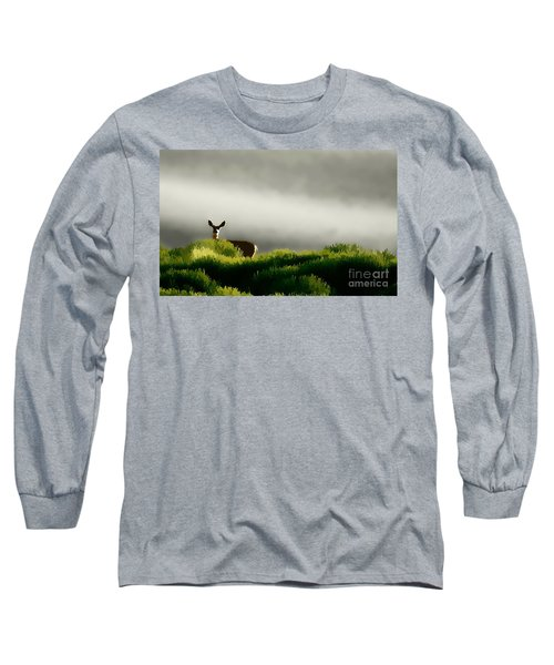 Dunes Deer P Long Sleeve T-Shirt
