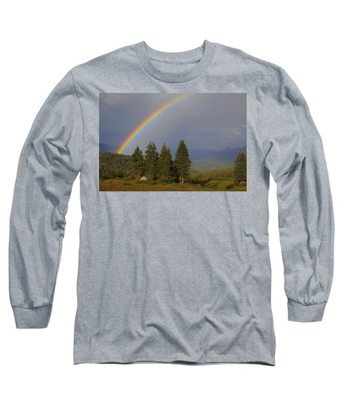 Durango Rainbow Long Sleeve T-Shirt