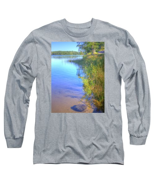 Eagle Point Long Sleeve T-Shirt by Larry Capra