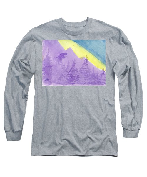 Eagle View Long Sleeve T-Shirt