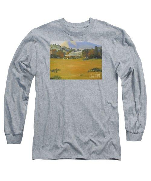 Early Morning At Sofala Long Sleeve T-Shirt