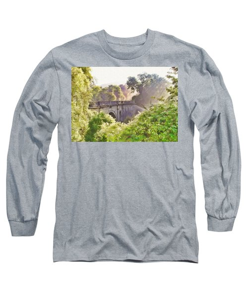 Early Morning Mist Long Sleeve T-Shirt