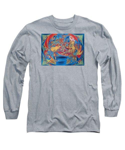 EAT Long Sleeve T-Shirt