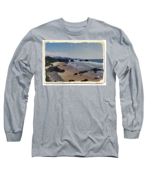 Ecola 1 Long Sleeve T-Shirt by Chalet Roome-Rigdon