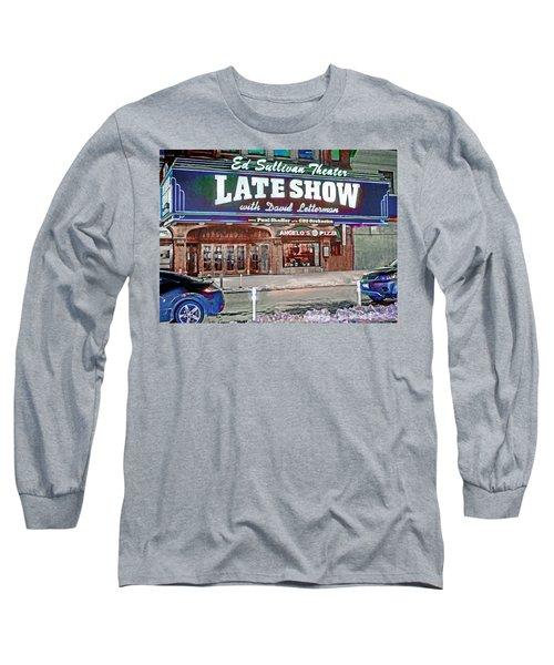 Ed Sullivan Theater Long Sleeve T-Shirt