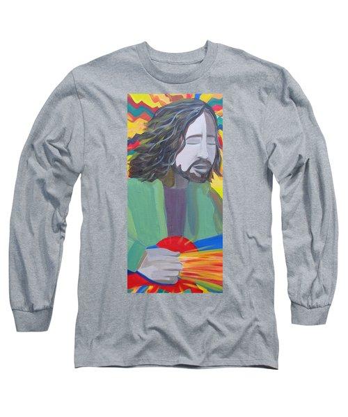 Eddie Long Sleeve T-Shirt by Kelly Simpson