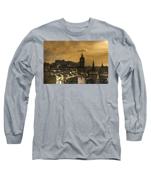 Edinburgh Dusk Long Sleeve T-Shirt
