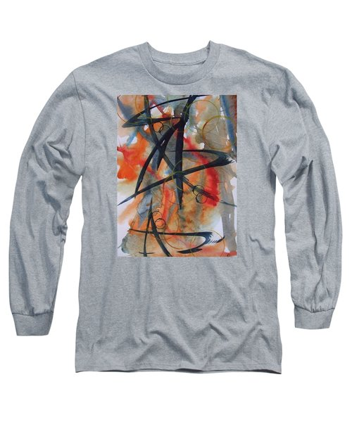 Elements Of Design Long Sleeve T-Shirt