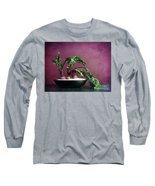 Embedded Long Sleeve T-Shirt