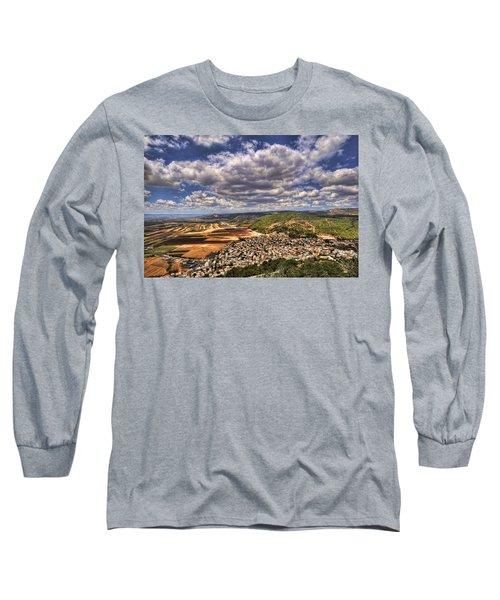 Emek Israel Long Sleeve T-Shirt