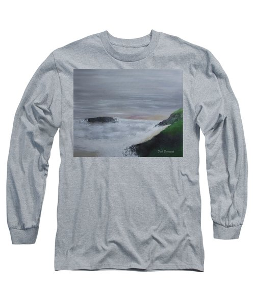 Emerald Isle Long Sleeve T-Shirt by Dick Bourgault