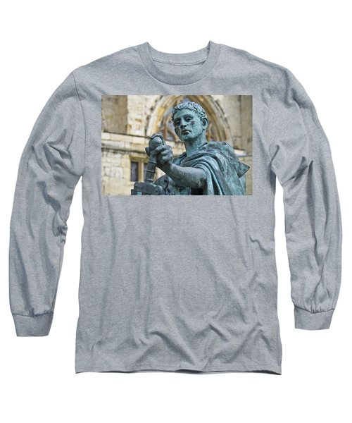 Emperor Constantine Long Sleeve T-Shirt